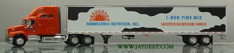 Don Hummer Trucking >> Jaydeez Scale Models